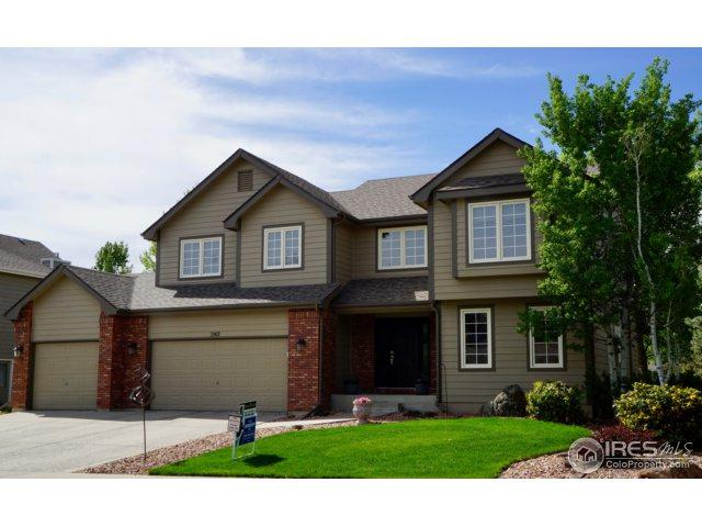2007 Willow Springs Way, Fort Collins, CO 80528 (MLS #844985) :: The Lamperes Team