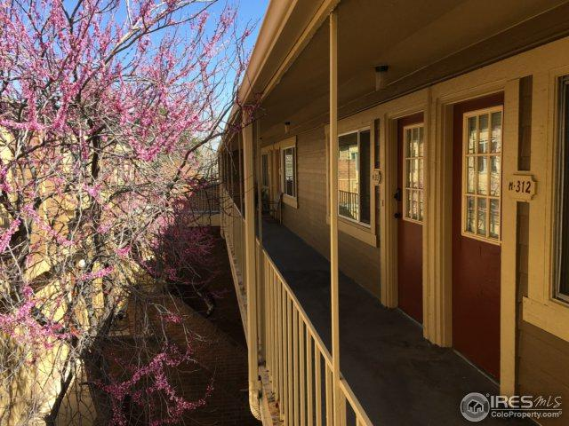 3009 Madison Ave #312, Boulder, CO 80303 (MLS #845202) :: Tracy's Team