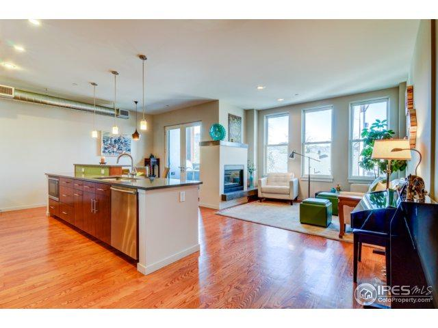 1505 Pearl St #210, Boulder, CO 80302 (MLS #845220) :: The Daniels Group at Remax Alliance