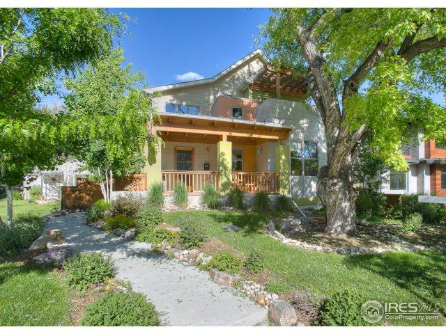 425 Wood St, Fort Collins, CO 80521 (MLS #845334) :: Downtown Real Estate Partners