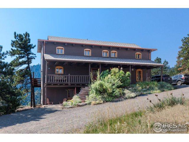 4059 Colard Ln, Lyons, CO 80540 (MLS #845431) :: 8z Real Estate