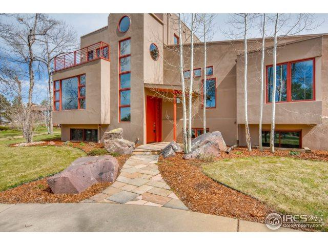 546 Theresa Dr, Boulder, CO 80303 (#845596) :: The Peak Properties Group