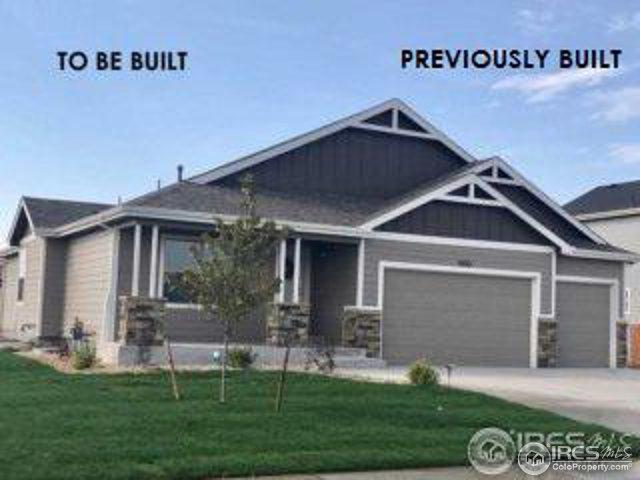 2609 Marina St, Evans, CO 80620 (#845720) :: The Peak Properties Group