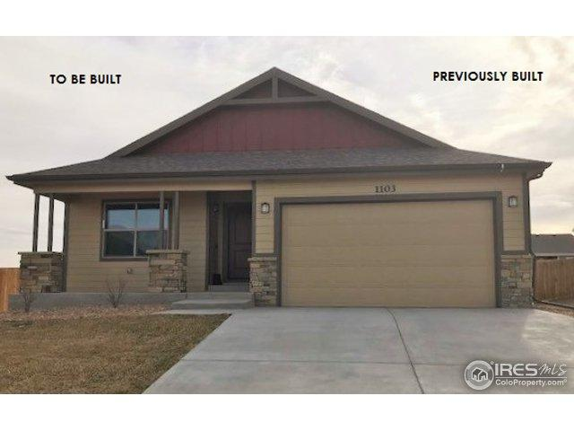 2605 Marina St, Evans, CO 80620 (#845728) :: The Peak Properties Group