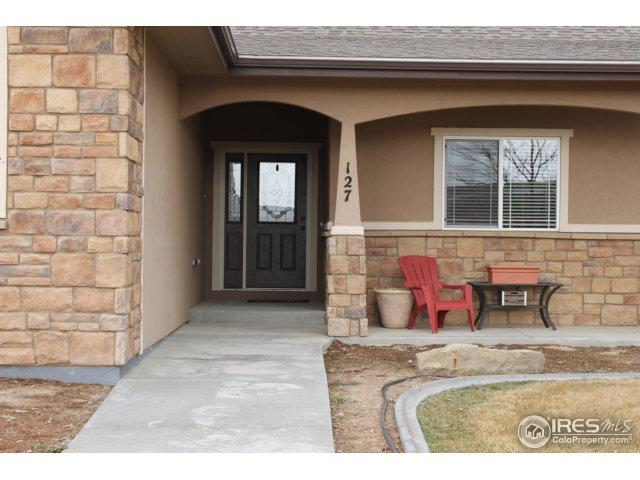 127 S Mountain View Dr, Eaton, CO 80615 (#845832) :: The Peak Properties Group