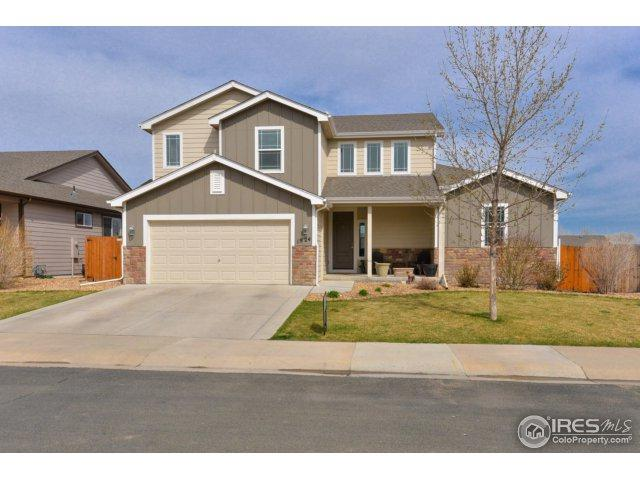 1924 Nucla Ave, Loveland, CO 80538 (MLS #845925) :: The Daniels Group at Remax Alliance