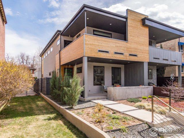 1148 N Marion St, Denver, CO 80218 (MLS #845984) :: The Daniels Group at Remax Alliance