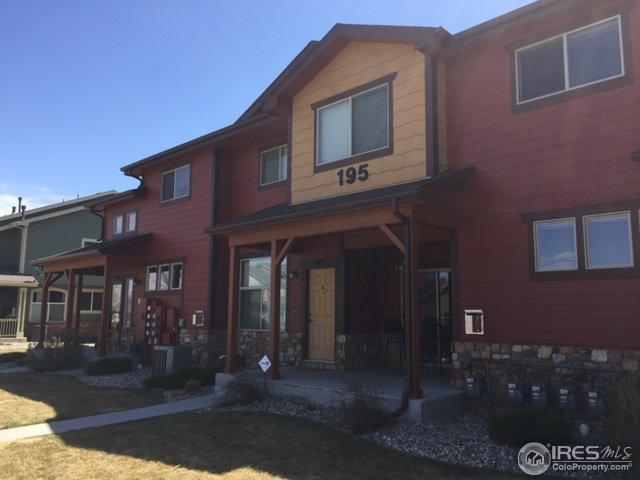 195 Carina Cir #102, Loveland, CO 80537 (MLS #846154) :: Downtown Real Estate Partners