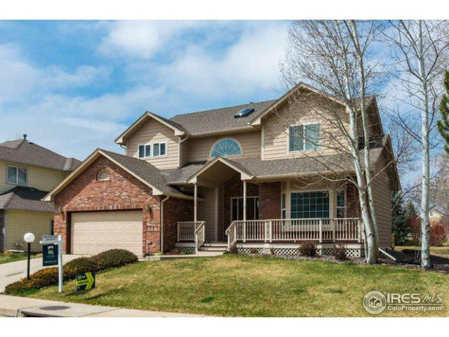 7069 Johnson Cir, Niwot, CO 80503 (#846278) :: The Peak Properties Group