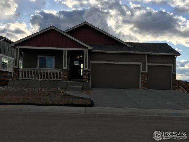 950 Tail Water Dr, Windsor, CO 80550 (#846386) :: The Peak Properties Group