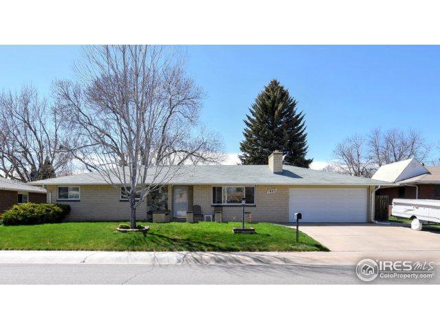 1903 Empire Ave, Loveland, CO 80538 (#846403) :: The Peak Properties Group