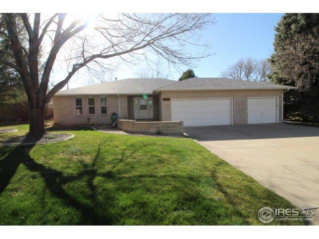 2427 50th Ave, Greeley, CO 80634 (#846511) :: The Peak Properties Group