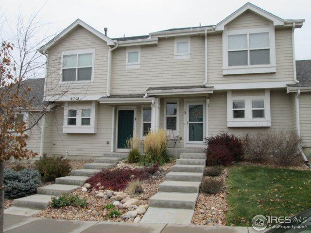 6708 Rose Creek Way #3, Fort Collins, CO 80525 (MLS #846929) :: Tracy's Team