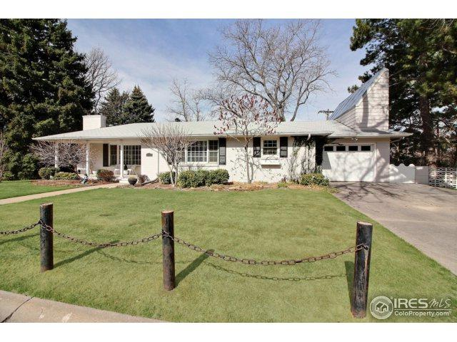 1863 Montview Blvd, Greeley, CO 80631 (#846955) :: The Peak Properties Group