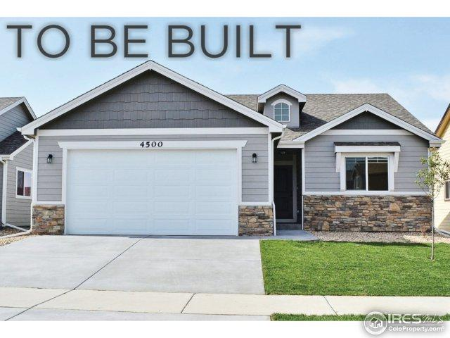 705 North Country Trl, Ault, CO 80610 (#846971) :: The Peak Properties Group