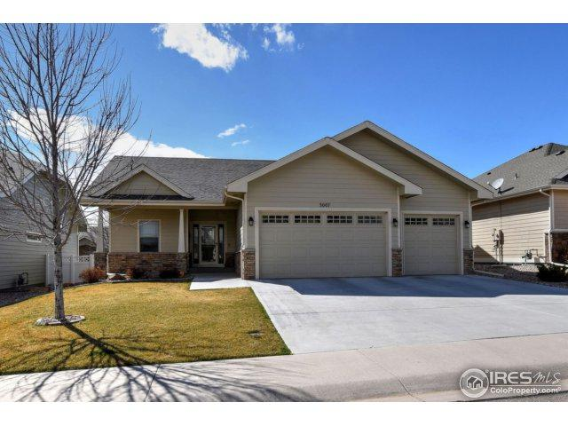 3007 68th Ave, Greeley, CO 80634 (#847015) :: The Peak Properties Group