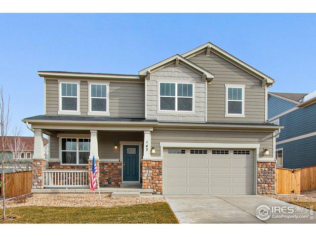 147 Northrup Dr, Erie, CO 80516 (MLS #847154) :: The Lamperes Team