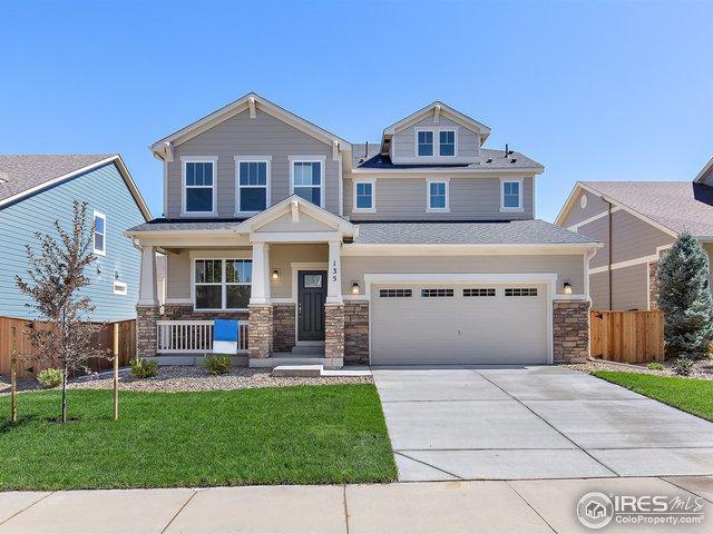 135 Northrup Dr, Erie, CO 80516 (#847156) :: The Peak Properties Group