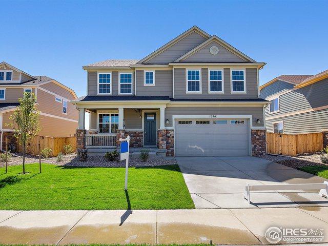 1380 Jackson Dr, Erie, CO 80516 (#847164) :: The Peak Properties Group
