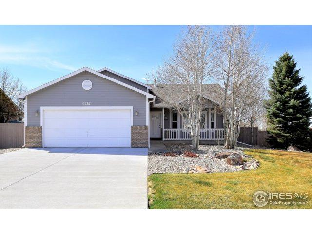 3267 Thundering Herd Way, Wellington, CO 80549 (MLS #847209) :: Kittle Real Estate