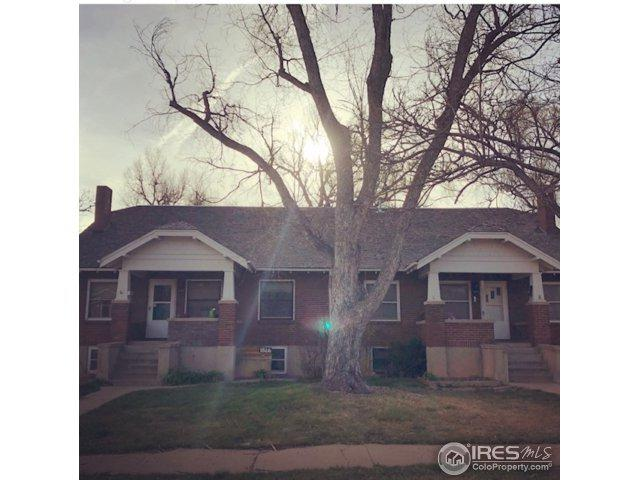 1824 13th Ave, Greeley, CO 80631 (#847350) :: The Peak Properties Group