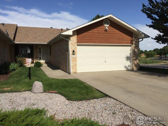 2397 W 29th St, Loveland, CO 80538 (MLS #847442) :: Downtown Real Estate Partners