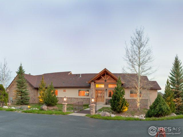 3221 Huckleberry Way, Loveland, CO 80538 (MLS #847613) :: Kittle Real Estate