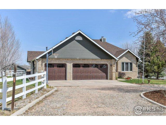 5627 Pawnee Ln, Greeley, CO 80634 (#847660) :: The Griffith Home Team