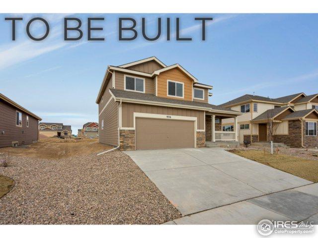 833 Mt. Sneffels Ave, Severance, CO 80550 (#847795) :: The Peak Properties Group