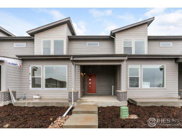 2602 Avenger Pl #3, Fort Collins, CO 80524 (MLS #848163) :: Colorado Home Finder Realty