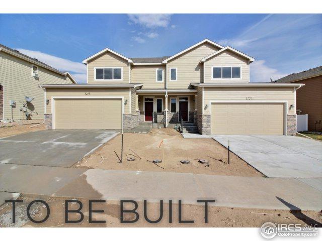 3223 Barbera St, Evans, CO 80634 (MLS #848199) :: Colorado Home Finder Realty