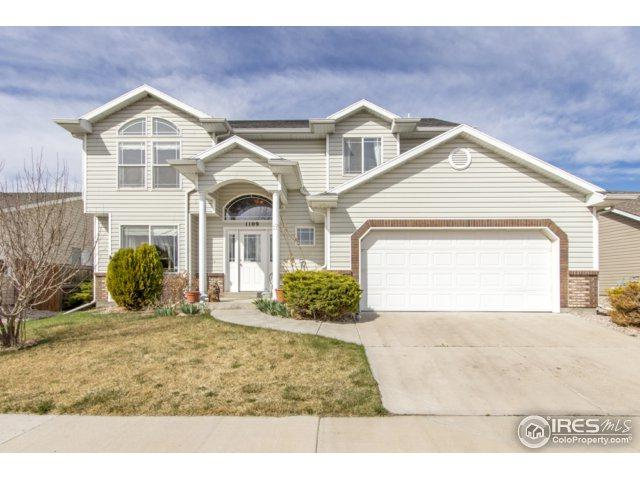 1109 Elgin Ct, Fort Collins, CO 80524 (MLS #848202) :: The Forrest Group