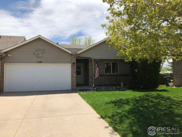1590 10th St, Loveland, CO 80537 (MLS #848978) :: The Daniels Group at Remax Alliance