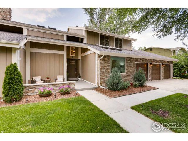 9 Spyglass Dr, Littleton, CO 80123 (MLS #849019) :: The Daniels Group at Remax Alliance