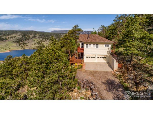 273 Green Mountain Dr, Loveland, CO 80537 (MLS #849097) :: 8z Real Estate