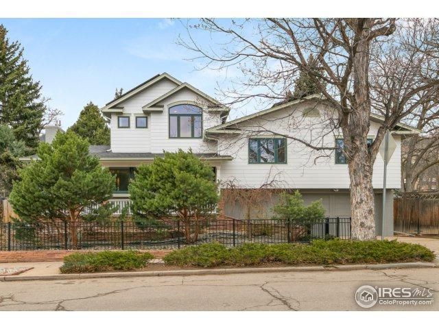2385 4th St, Boulder, CO 80302 (MLS #849123) :: The Daniels Group at Remax Alliance