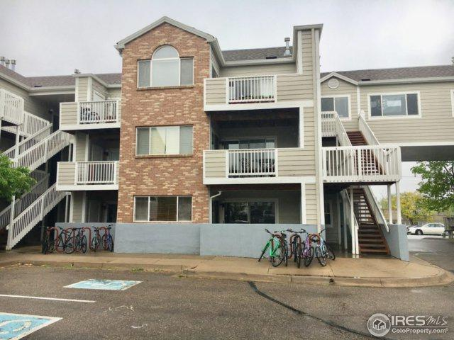 2850 Aurora Ave #107, Boulder, CO 80303 (MLS #849513) :: The Lamperes Team