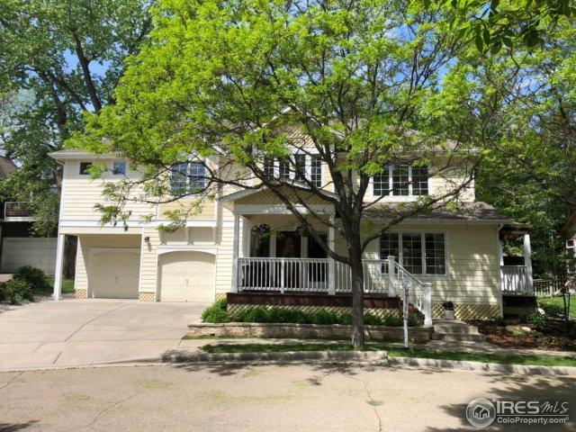1244 Oakleaf Cir, Boulder, CO 80304 (MLS #849649) :: Downtown Real Estate Partners