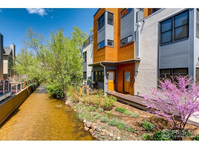 2056 Walnut St A, Boulder, CO 80302 (MLS #849762) :: The Lamperes Team