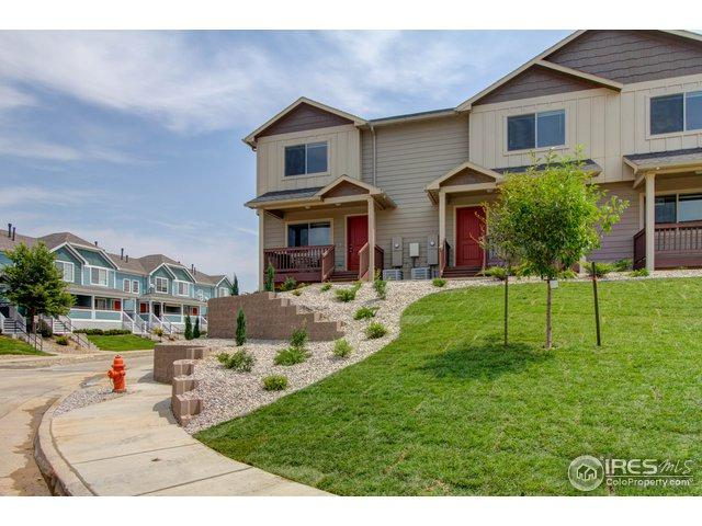 3660 W 25th St #1703, Greeley, CO 80634 (MLS #850101) :: Downtown Real Estate Partners