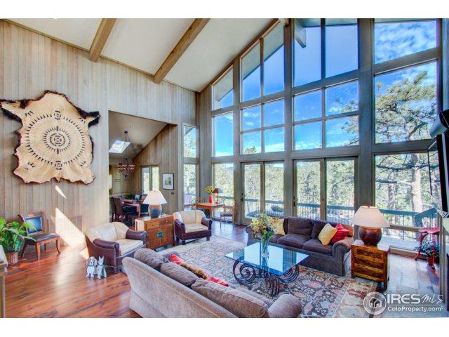 2140 Fox Acres Dr, Red Feather Lakes, CO 80545 (MLS #850137) :: Downtown Real Estate Partners