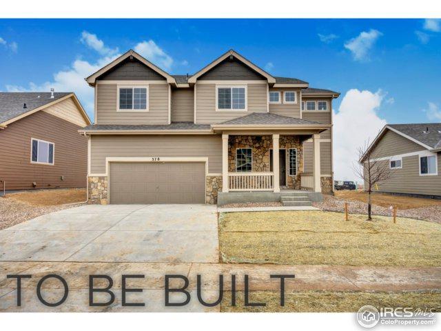 246 Mt. Harvard Ave, Severance, CO 80550 (MLS #850195) :: Kittle Real Estate