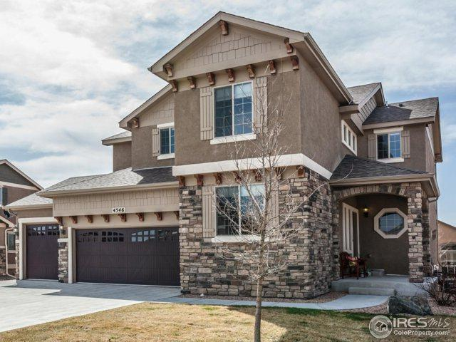 4546 Tarragon Dr, Johnstown, CO 80534 (MLS #850571) :: The Daniels Group at Remax Alliance