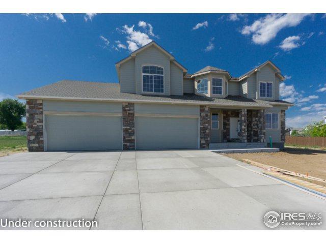 3140 Ballentine Blvd, Johnstown, CO 80534 (MLS #850615) :: Kittle Real Estate