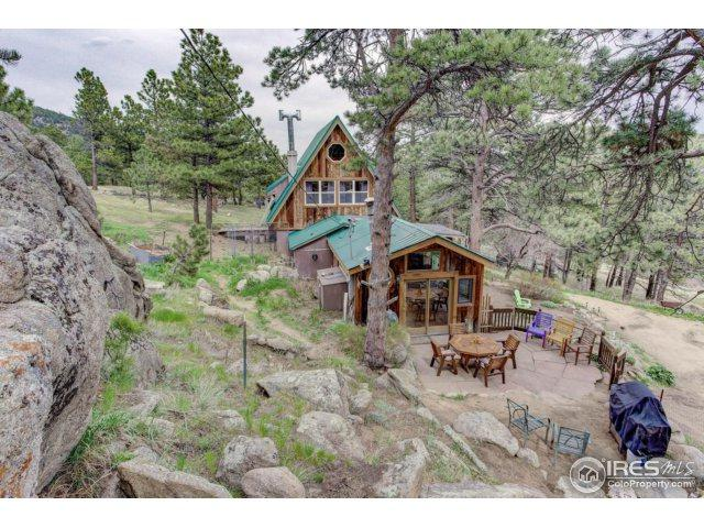 5218 Sunshine Canyon Dr, Boulder, CO 80302 (#850623) :: The Peak Properties Group