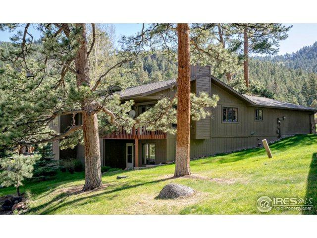 714 Summerset Ct #10, Estes Park, CO 80517 (MLS #850651) :: The Daniels Group at Remax Alliance
