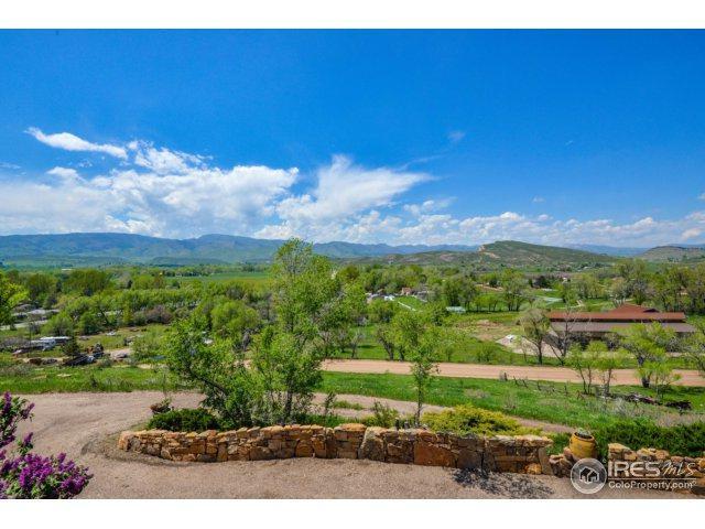 3200 Stoney Ridge Rd, Laporte, CO 80535 (MLS #850668) :: Kittle Real Estate