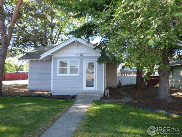 122 E South 1st St, Johnstown, CO 80534 (MLS #851084) :: The Daniels Group at Remax Alliance