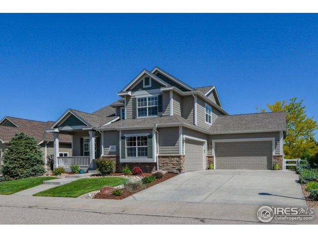 8466 Sand Dollar Dr, Windsor, CO 80528 (MLS #851107) :: The Daniels Group at Remax Alliance