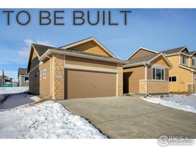 933 Mt. Shavano Ave, Severance, CO 80550 (MLS #851203) :: The Daniels Group at Remax Alliance
